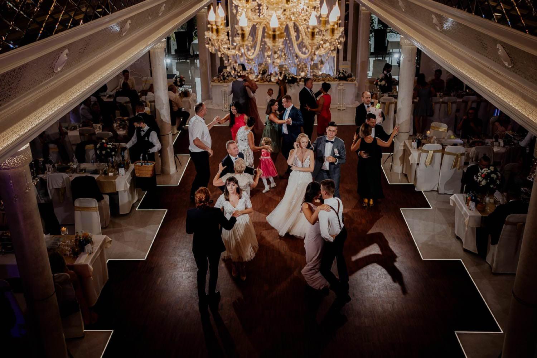 wesele w restauracji szafran