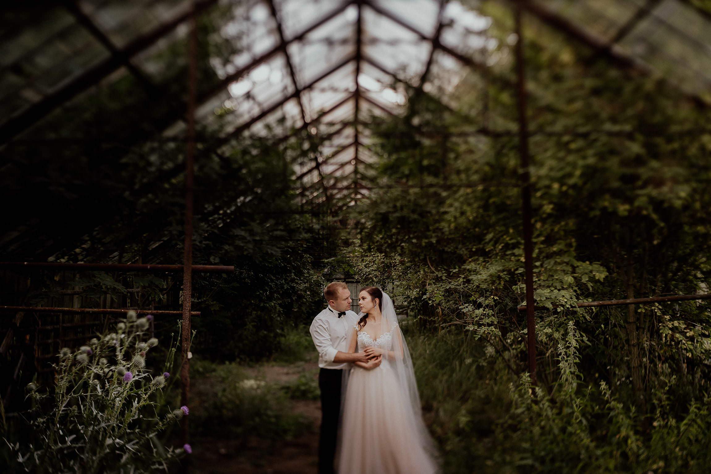 Fotograf ślubny Katowice wesele w Leśnym Patio w Katowicach
