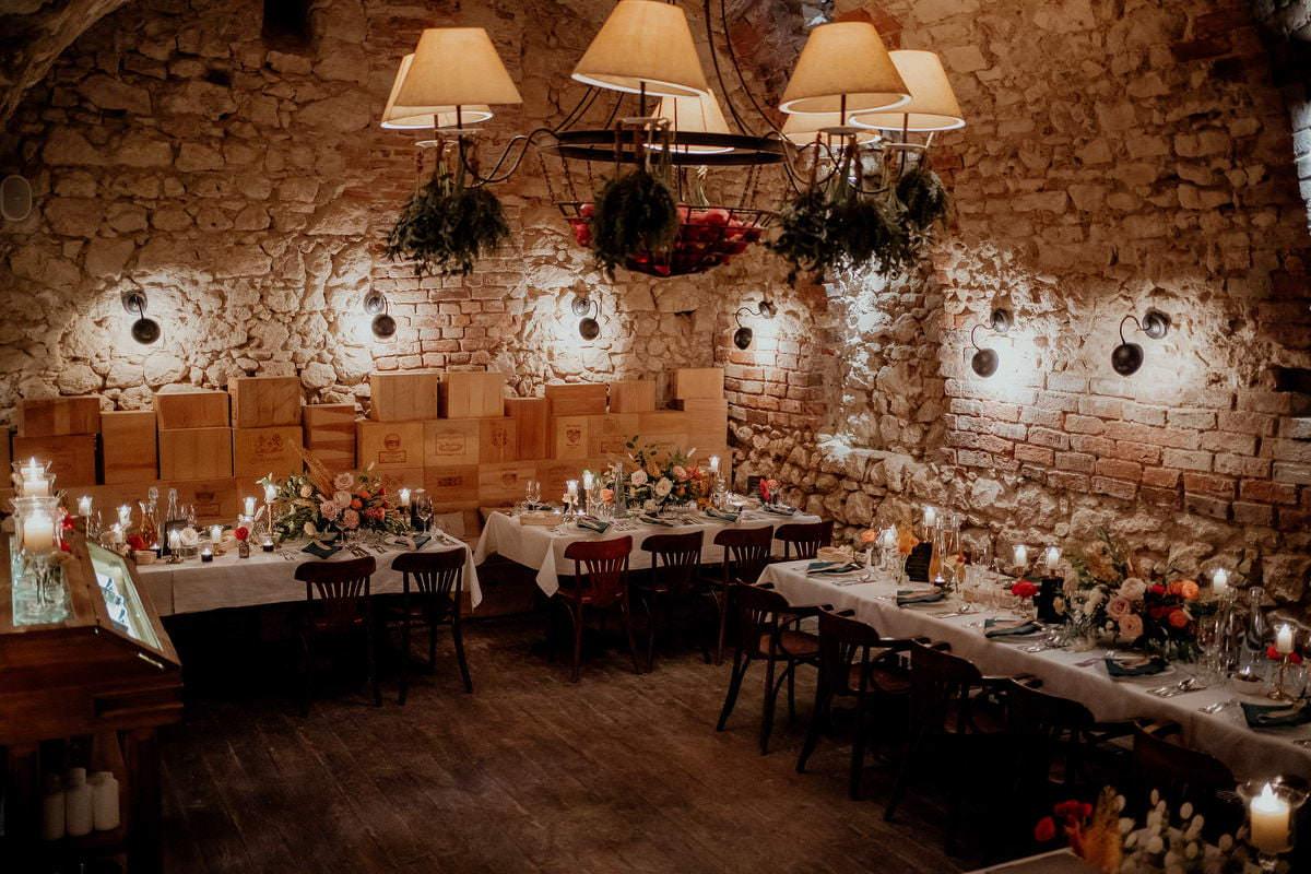 Wesele w restauracji Boscaiola Kraków