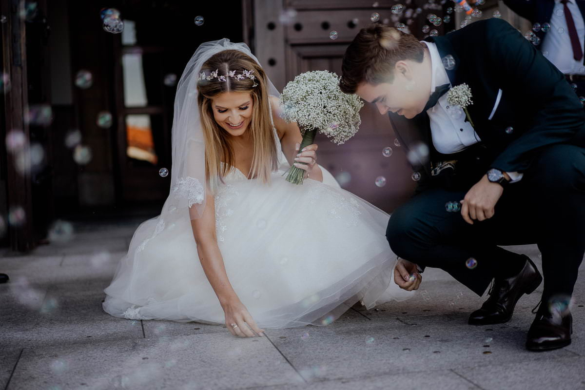 fotograf ślubny Katowice wesele Browar Przystań